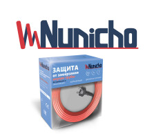 Комплект кабеля внутрь трубы 10 Вт/м-10м. Nunicho