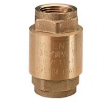 Клапан обратный  1-1/2 пружинный металлическое  седло ITAP