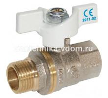 Кран шаровый  STC  ф 25 г/ш баб. 20